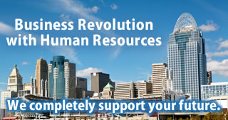 Business Revolution with Human Resources